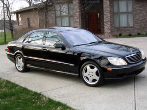 2001 mercedes benz s600 amg sport indianapolis indiana for 2001 mercedes benz s600